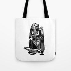 Bear me - Emilie Record Tote Bag