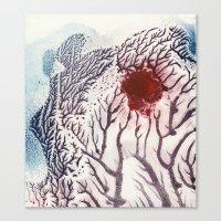 Nurtured Germination Canvas Print