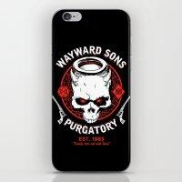 Wayward Sons iPhone & iPod Skin