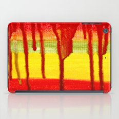 Bleed  Through iPad Case
