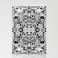 Triangle Heaven Stationery Cards
