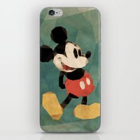 Mr. Mickey Mouse iPhone & iPod Skin