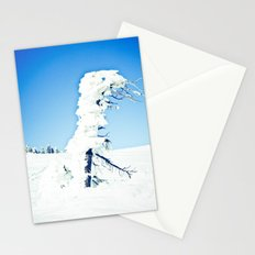 Snow Blown Stationery Cards