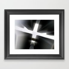 Quadrant Framed Art Print