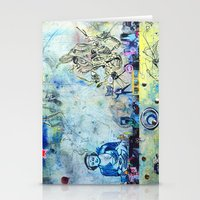 The Small World Experime… Stationery Cards