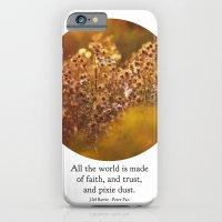 pixie dust - peter pan iPhone 6 Slim Case