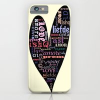 Multilingual Love iPhone 6 Slim Case