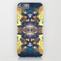 iPhone & iPod Case featuring Night Tides by Work the Angle