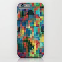 iPhone & iPod Case featuring I'm Just An Array of Colours? by Michelle Garayburu