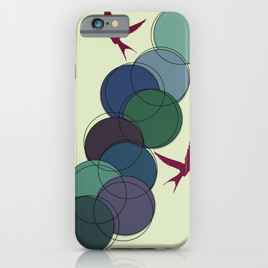 Pollination 1 iPhone & iPod Case