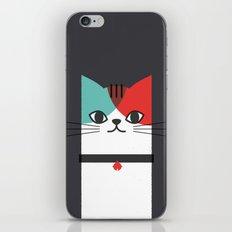 A Cat! iPhone & iPod Skin