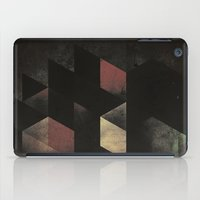 Th' Cyge iPad Case