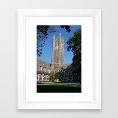 Higher Learning Framed Art Print
