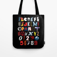 'M' Is For 'Movies' Tote Bag