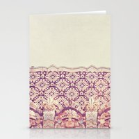 tres. Mayan Theatre, Los Angeles photograph Stationery Cards
