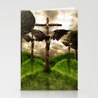 Resurrection Failed Stationery Cards