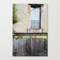 Urban Decay 2 Canvas Print