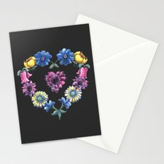 The Heart of It 2 Stationery Cards
