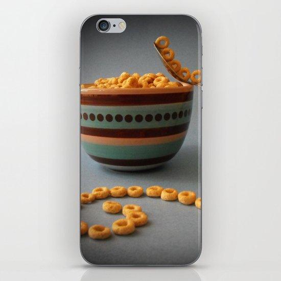 A Balanced Breakfast iPhone & iPod Skin