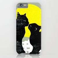 iPhone & iPod Case featuring the kiss by Randi Antonsen