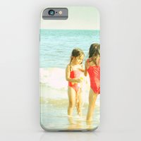 iPhone & iPod Case featuring Only sis by Mina Teslaru