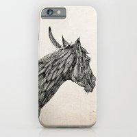 Feather Horse  iPhone 6 Slim Case