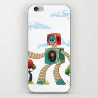 Woody Mecha iPhone & iPod Skin