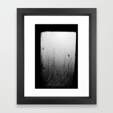 Away From Sure Framed Art Print