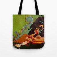Calypso the Voodoo Priestess  Tote Bag