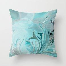 Dolphin Dreams Throw Pillow