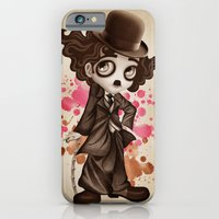 The Little Tramp iPhone 6 Slim Case
