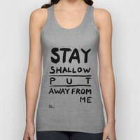 Not My Kind Unisex Tank Top