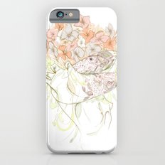 There's a Feeling In My Chest That Wants to Glide Like Leaves, and Set Like Fires 1/2 Slim Case iPhone 6s