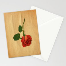 A Rose Stationery Cards