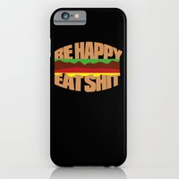 Hamburger iPhone 6 Slim Case
