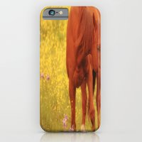 Wild as the Flowers iPhone 6 Slim Case