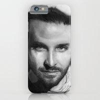 Bradley Cooper Traditional Portrait Print iPhone 6 Slim Case