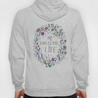 Awesome  Life Color Hoody