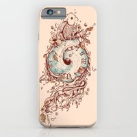 iPhone Cases featuring A Temporal Existence by Norman Duenas