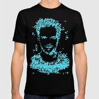 Breaking Bad - Blue Sky … Mens Fitted Tee Black SMALL