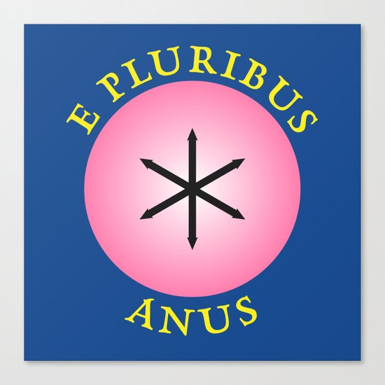 Anus picture stretched