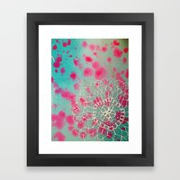 Doily I Framed Art Print