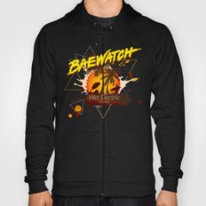 Baewatch - Wet Electric Hoody