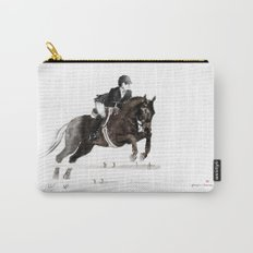 Horse (Jumper II) Carry-All Pouch