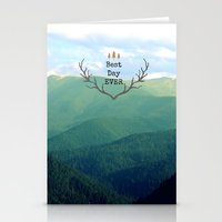 Best Day Ever! Stationery Cards