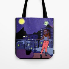 HAPPY (2) Tote Bag