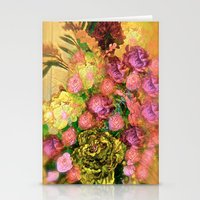 roses Stationery Cards featuring Roses  by Saundra Myles