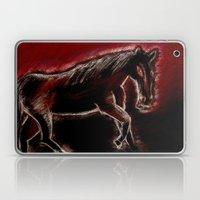 Phantom horse Laptop & iPad Skin