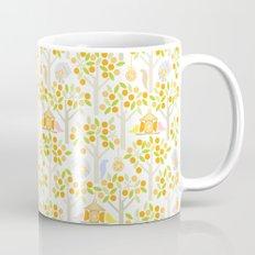 Birds And Oranges Mug