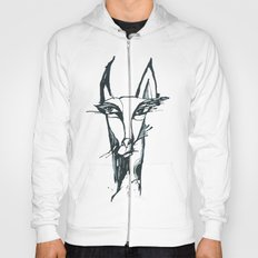 face of the animals Hoody